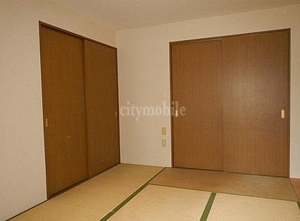イルニードマンション>和室