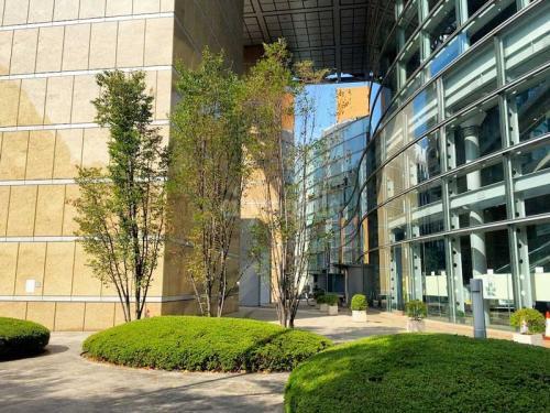 トミンタワー飯田橋三丁目>入口