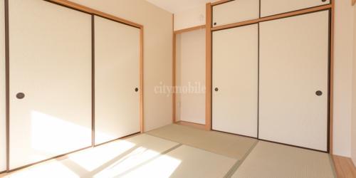 コンフォール高島台>和室