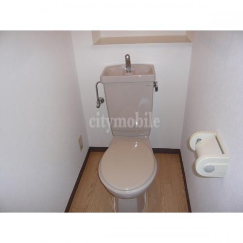 プラヌス春江>トイレ