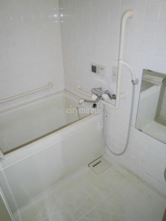 パークヒルズHOSOYA>浴室