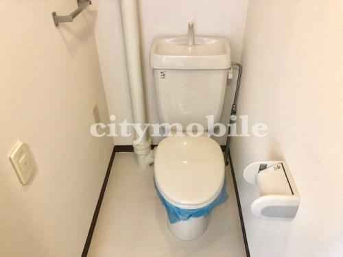 希望ヶ丘団地>トイレ