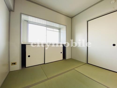 春江町住宅>和室2