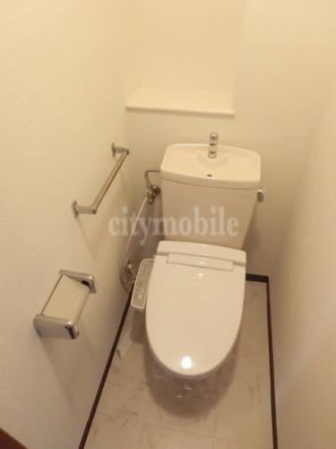 パインコート>トイレ