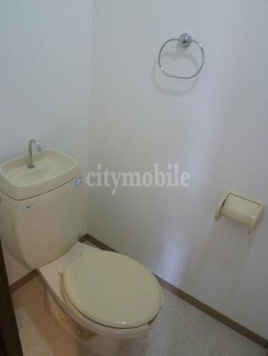 宇宙>トイレ