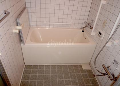 ベルベディア北斎通り>浴室