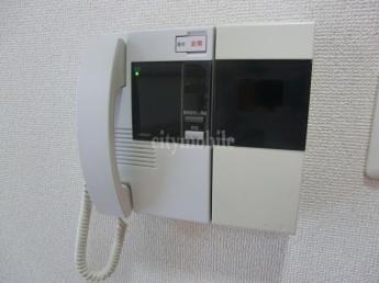 フルールヤマタ>モニター付インターフォン