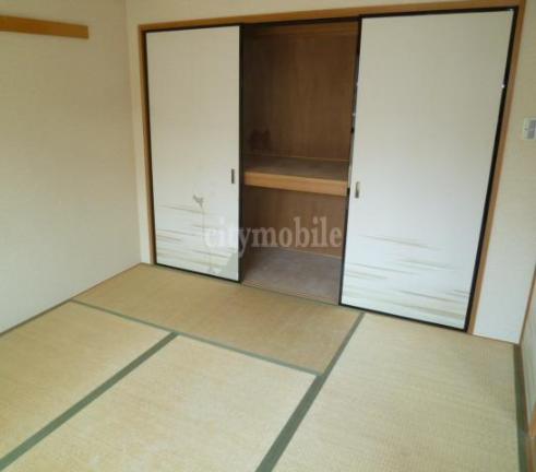 コンフォート壱番館>和室