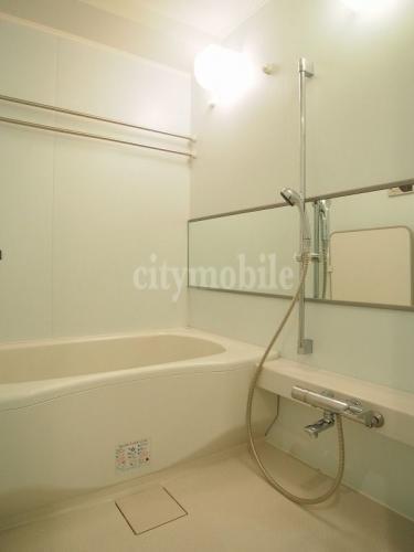アパートメンツ浅草橋リバーサイド>浴室