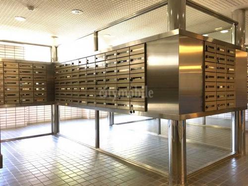 コーシャタワー佃>メールボックス
