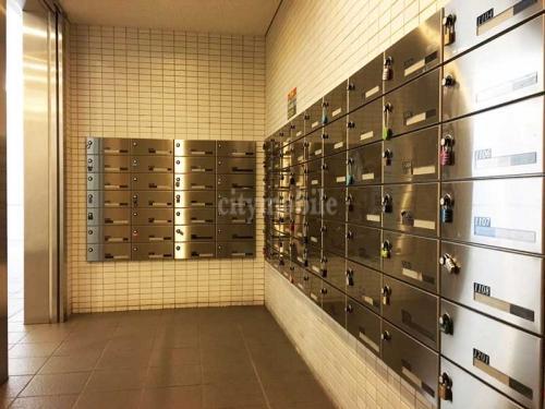 コーシャハイム南砂駅前>メールボックス
