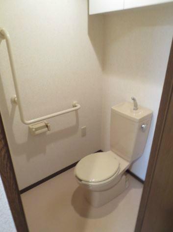 グリーンヒルズⅢ>トイレ