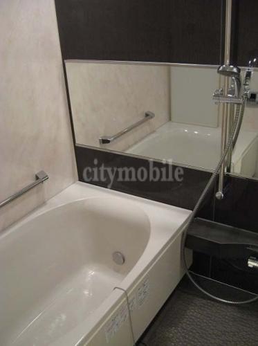 コンフォリア東池袋WEST>浴室