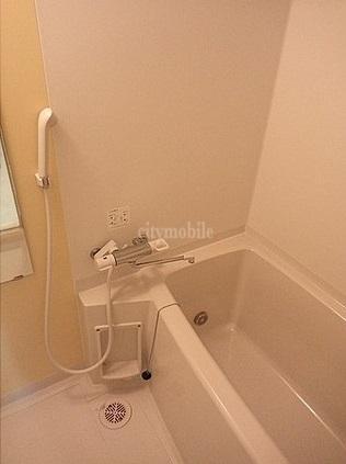 ソルソレイユ>浴室