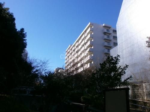 木場公園平野三丁目ハイツ>外観