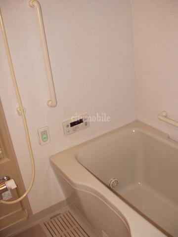 ヒルサイド城山>浴室