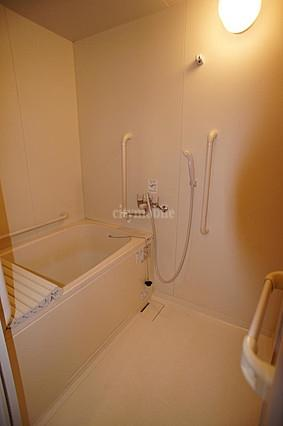 ローレルハイム清水>浴室