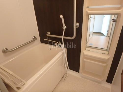 ボヌール大泉>浴室