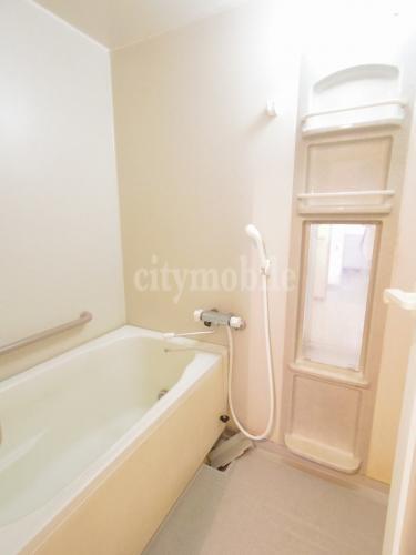 プランドール富士>浴室