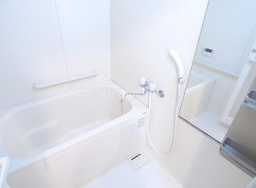 グリュック鹿浜>浴室