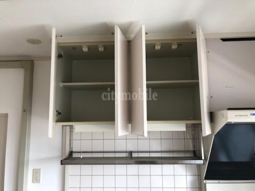 竹の塚第二団地>キッチン収納