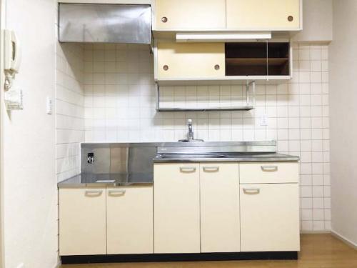 リバーサイド桜木>キッチン