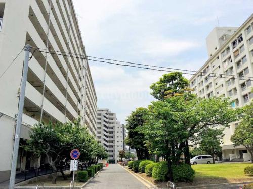 宇喜田第一住宅>外観