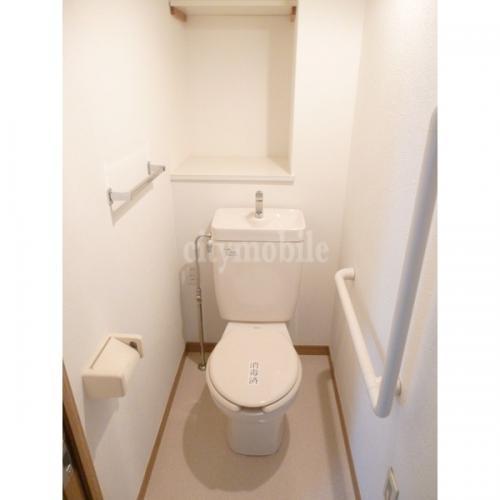 ソシアクレスト>トイレ