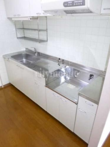 第二ミツルマンション>キッチン