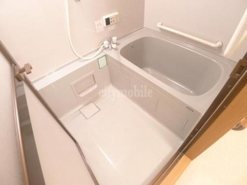 フロレスタ・パラセッテ>浴室