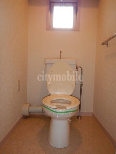 コンフォール拝島>トイレ