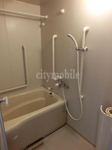グレース・篠>浴室