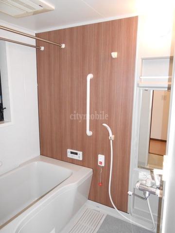 グランドール石神井公園>浴室