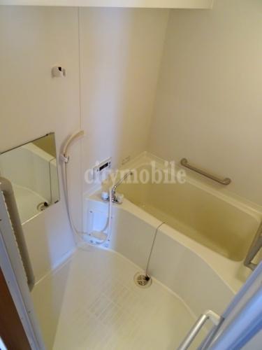 シトラスガーデン東葛西>浴室