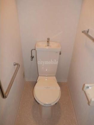 ベイコート山室>トイレ