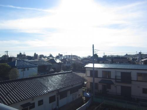 ヤマジンフローラ>眺望