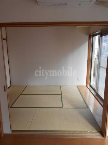 相澤ビルディング>和室
