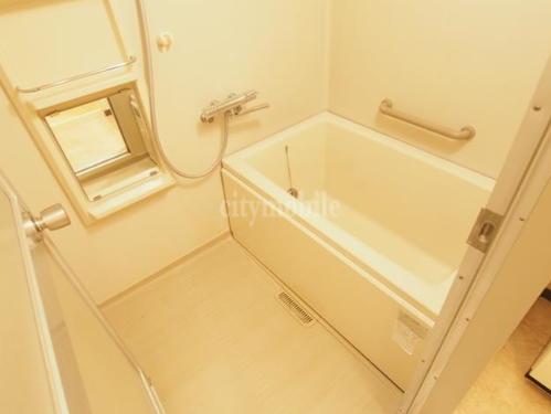 さくらマンション>浴室