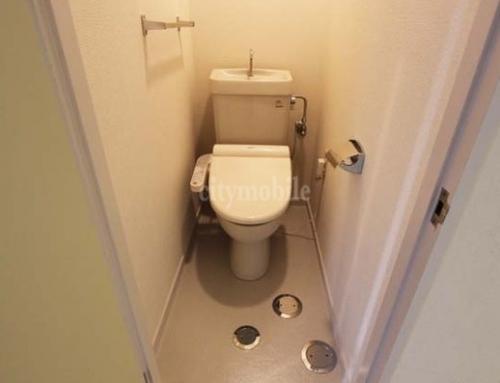 クレスト砧>トイレ