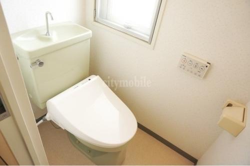 アメニティー富士見ヶ丘>トイレ