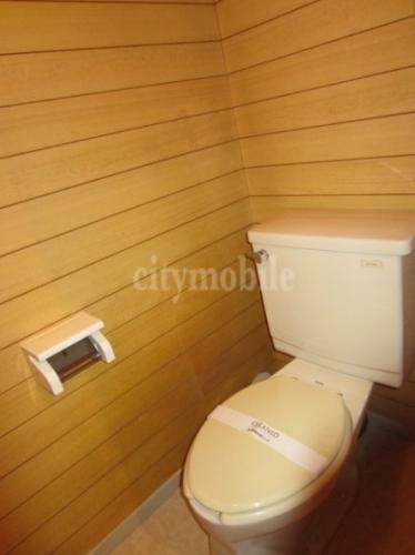 メゾンドール>トイレ