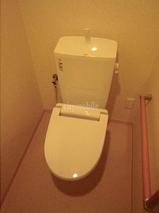 ソルソレイユ>トイレ