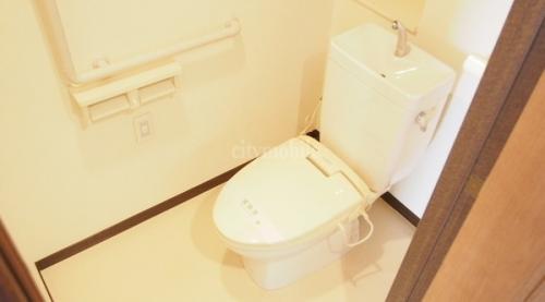 コート・ド・パルク>トイレ