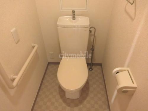 NFプラザⅡ>トイレ