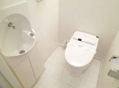 VERDE VISTA代々木公園>トイレ