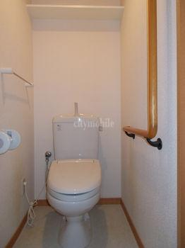 ヒルトップガーデン>トイレ
