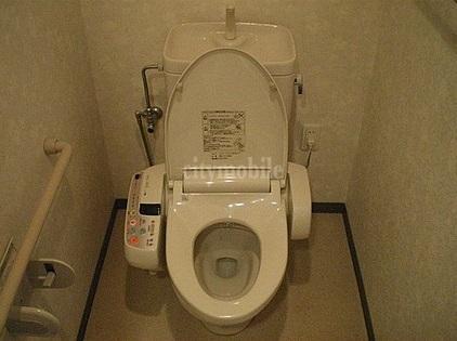 ヴィクトリー東峰Ⅱ>トイレ