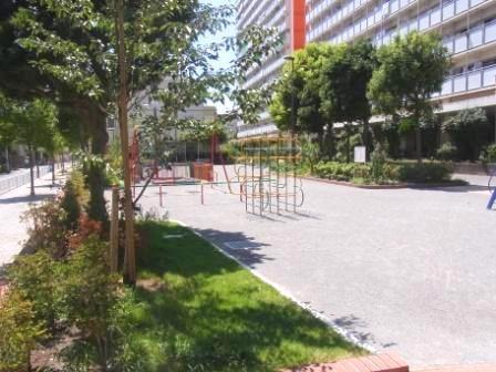 トミンハイム塩浜二丁目第1>近隣公園