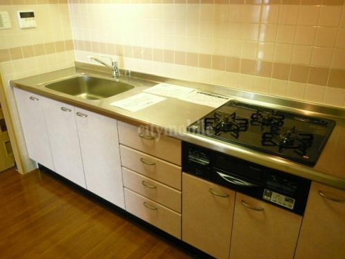 オルトヨコハマビュータワー>キッチン