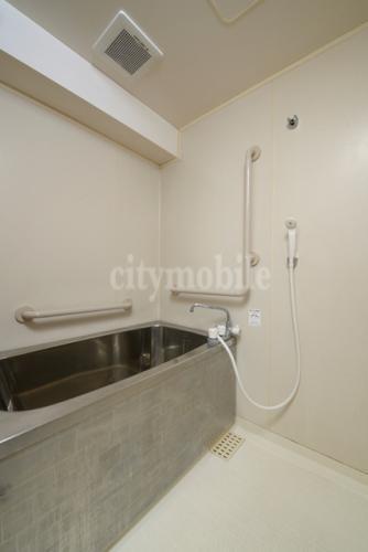 フォアフロント上北沢>浴室